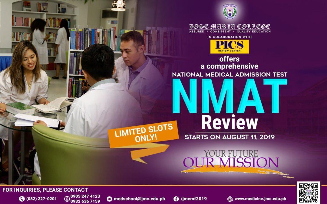 National Medical Admission Test (NMAT)